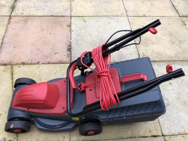 Electric Mower -Corded-slide-2