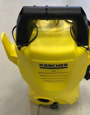 Karcher K2 Compact Pressure Washer-slide-1