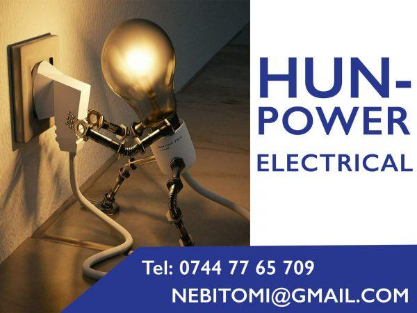 HUN-POWER ELECTRICAL-slide-1