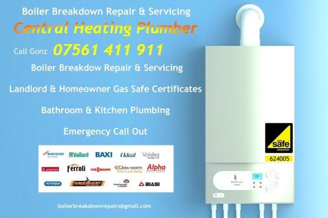 Boiler Breakdown Repair Boiler & Appliance Service Gas Safety Certificates General Plumbing for Kitchen & Bathroom-slide-1