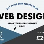 Affordable Website Design – From £299