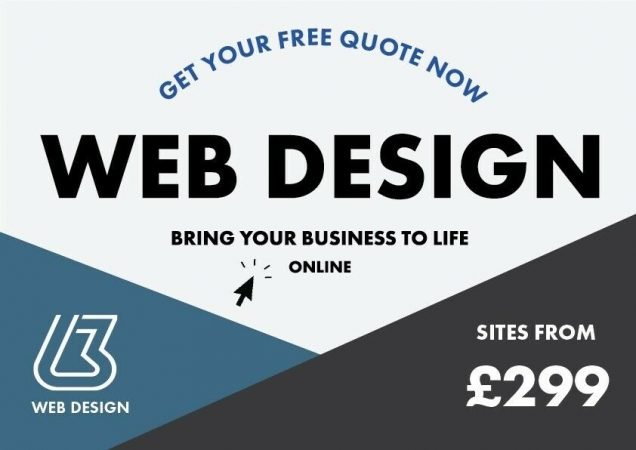 Affordable Website Design – From £299-slide-1