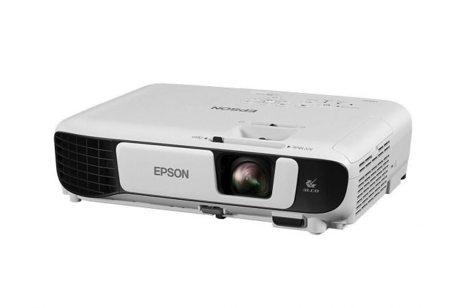 Epic EPSON Business Cinema Projector EB-S41-slide-1