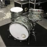 1960s Ludwig Super Classic Drum Kit – Blue Oyster Pearl