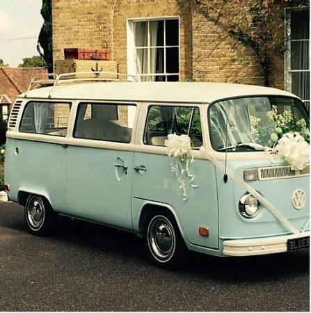 Wedding Transport – Retro VW Hire-slide-1