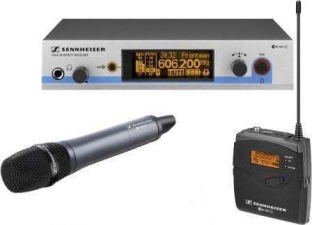 Sennheiser G3 300 Series Radio Microphones-slide-1