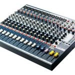 Soundcraft EFX12 Mixing Desk