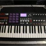 AKAI MPK49 USB/MIDI Controller Keyboard