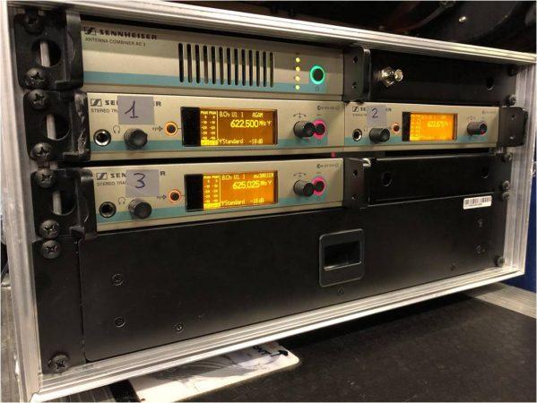 In Ear Monitor System – Sennheiser G3/G4-slide-1