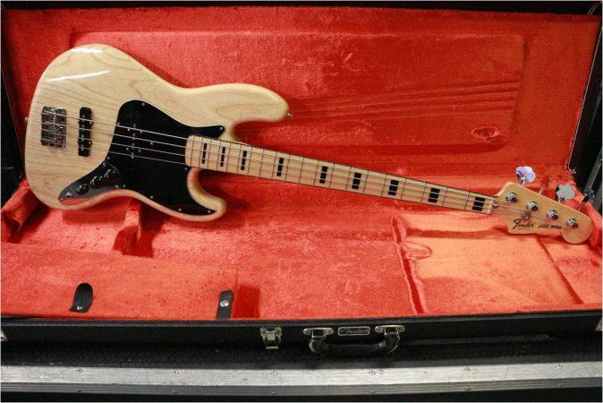 Fender USA Jazz Bass 75RI 4 String-slide-1