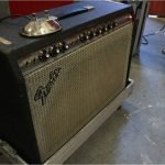 Fender Deluxe Reverb Silverface 1 x 12 Combo