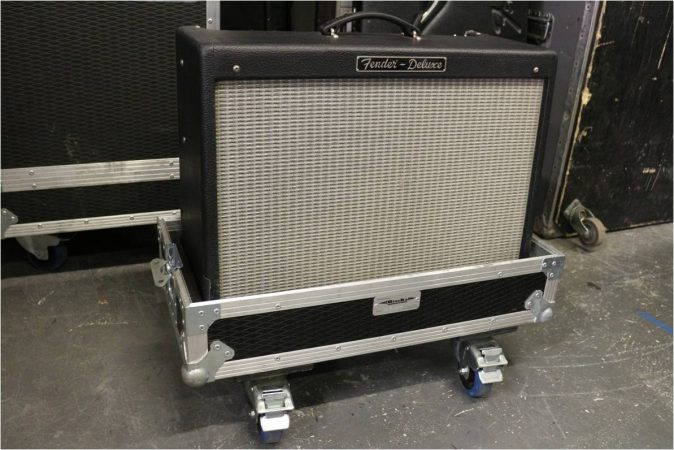 Fender Hot Rod Deluxe 1 x 12 Combo-slide-1