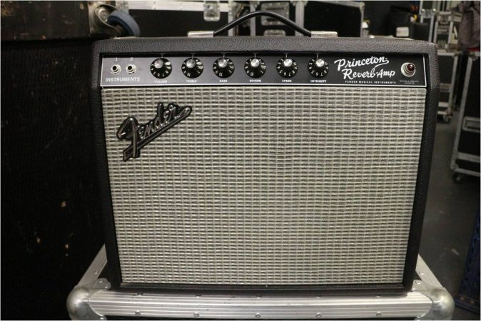 Fender Princeton Reverb 65RI  1×10 Combo-slide-1