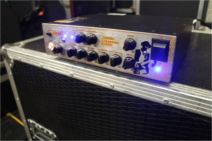 Markbass Little Marcus 1000 Bass Amp-slide-1