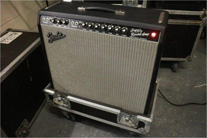 Fender Super Reverb 65 RI 4×10 Combo-slide-1