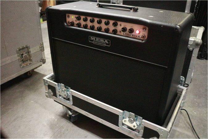Mesa Boogie Lonestar Classic 2×12 Combo-slide-1