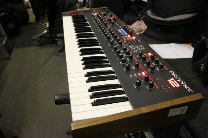 Dave Smith Instruments Prophet 12 Synthesizer-slide-1