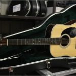 Martin D18 Acoustic w/Fishman Goldline Pick up