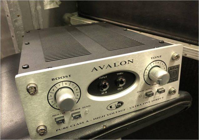 Avalon U5 DI PreAmp-slide-1