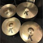 Zildjian K Custom Cymbals