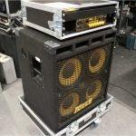 Markbass 104HF 4×10 Bass Cabinet
