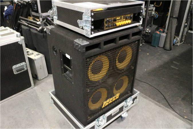 Markbass 104HF 4×10 Bass Cabinet-slide-1
