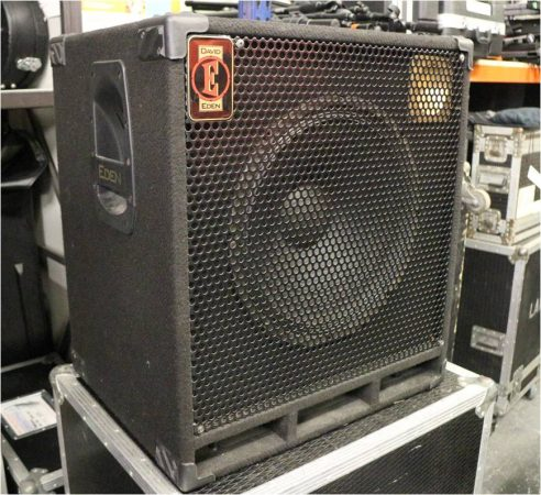 Eden 1×15 XLT Bass Cabinet-slide-1