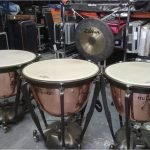 Majestic Symphonic Grand Copper Pedal Timpani