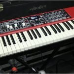 Nord Electro 5D 73 Semi Weighted Waterfall Keyboard