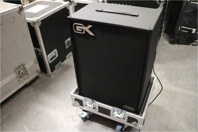 Gallien Krueger MB212 Bass Combo-slide-1