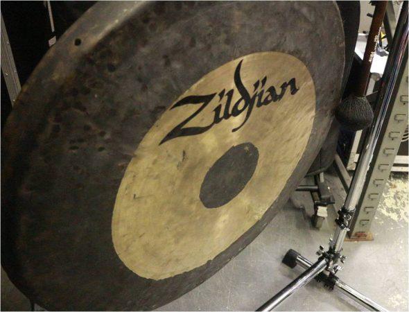 Zildjian Symphonic 30″ Gong/Tam Tam-slide-2