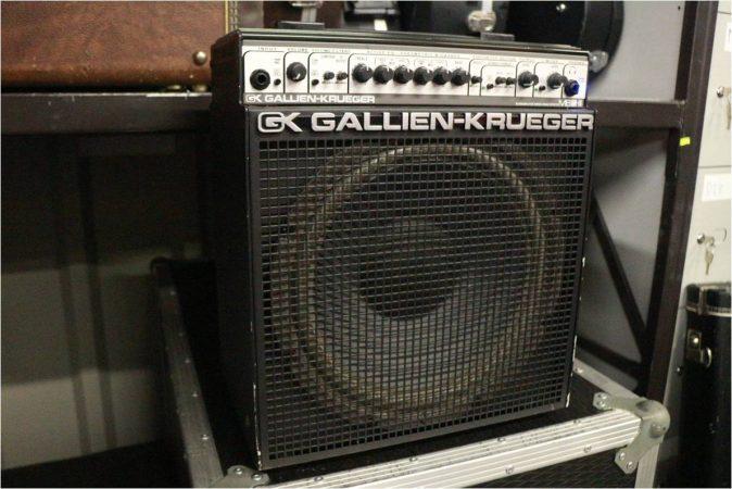 Gallien Krueger MB150E-III Bass Combo-slide-1