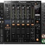 Pioneer CDJ 2000 Nexus and DJM 900 Nexus 2 Mixer