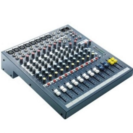 8 Channel Live Sound Mixing Desk-slide-2