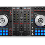 Pioneer DDJ SX controller with Serato Built-In