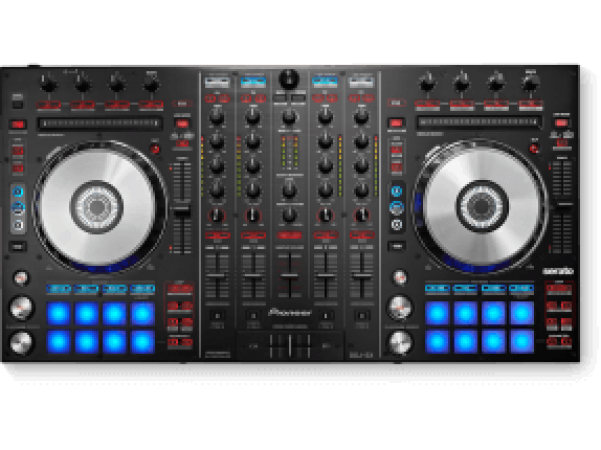 Pioneer DDJ SX controller with Serato Built-In-slide-1