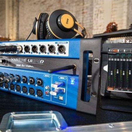 24 Channel Digital Sound Desk Hire-slide-1