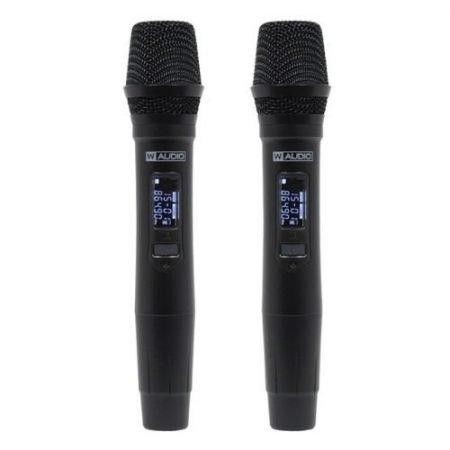 Wireless Dual Handheld Microphone-slide-2