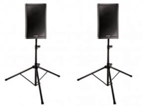 2 X POWERED SPEAKER 800W-slide-1