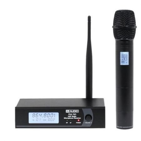 Wireless Handheld Microphone-slide-1