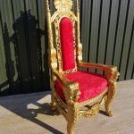 Throne Chair for hire