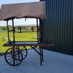 Rustic Cart Display for Hire
