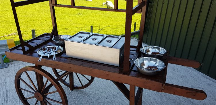 Rustic Cart Display for Hire-slide-5