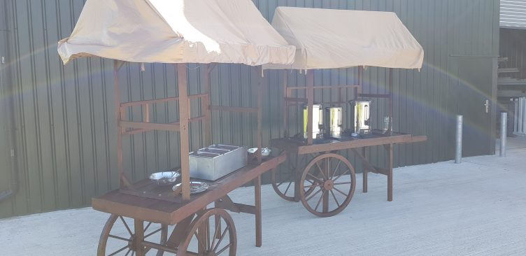 Rustic Cart Display for Hire-slide-6
