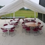 Party Tent 4m x 6m for hire