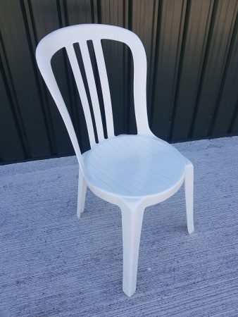 White Bistro Chairs for Hire-slide-2