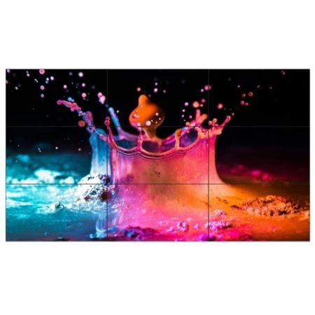 3 x 3 47″ LG Video Wall Screen For Hire (47LV35A)-slide-1