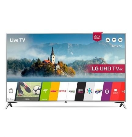 49″ LG 4K TV Screen Hire (49UJ651V)-slide-1