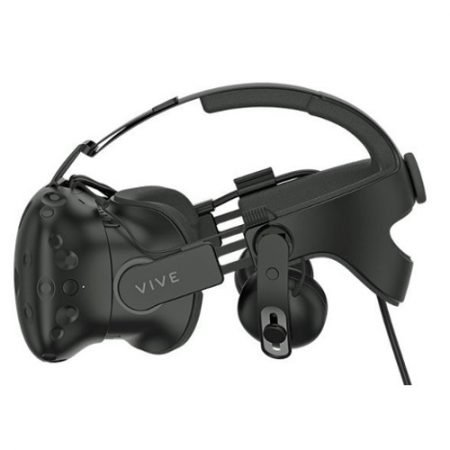 HTC Vive with Deluxe Audio VR Headset Hire-slide-1