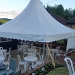 Marquee 6m  x 6m for Hire